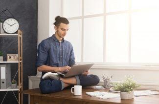 Studiu GreenForest - Fii flexibil la birou