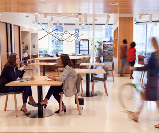 Align your facility strategy with a better workplace experience
